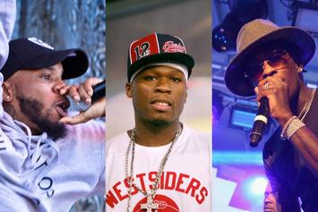"50 Cent, Young Thug & Tory Lanez Conquer This Week's ""FIRE EMOJI"" Playlist"