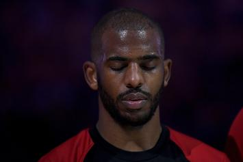 OKC Thunder Happy To Keep Chris Paul On Board: Report