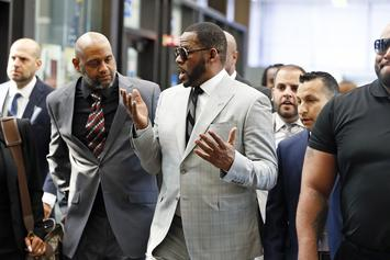 R. Kelly's Inner Circle To Be Indicted In Connection To Federal Sex Charges: Report