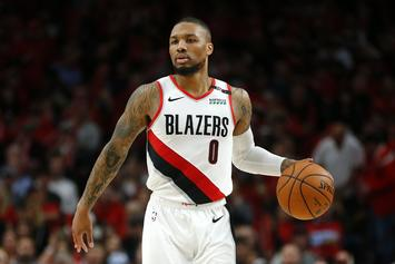 Damian Lillard Throws Light Jab At NBA 2K20 After 92 Rating