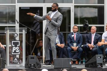 "LeBron James' ""I Promise"" School Is Already Seeing Rising Test Scores"
