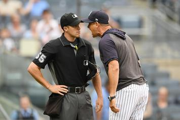 """Yankees' Aaron Boone Has Outrageous Meltdown: """"My Guys Are F*cking Savages!"""""""