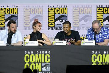 """Game Of Thrones"" Cast Responds To Finale Backlash At San Diego Comic Con"