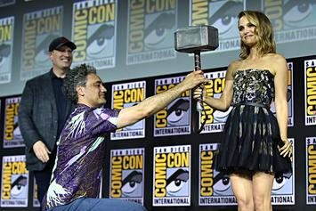 """Natalie Portman Is The New Female """"Thor"""" In """"Thor: Love And Thunder"""""""