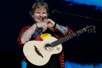 "Ed Sheeran's ""No. 6 Collaborations Project"" Earns Him His Third No. 1 Title"