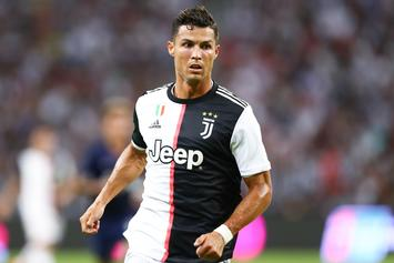 Cristiano Ronaldo Won't Be Prosecuted For Alleged Las Vegas Rape Incident