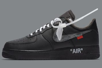 "Off-White x Nike AF1 Low ""MoMa"" Images Surface, Sparking Release Rumors"