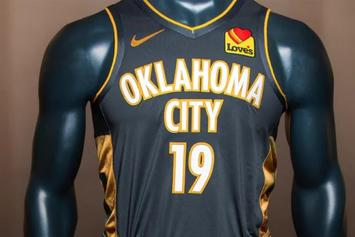 OKC Thunder Unveil New Uniform, Honoring 1995 Bombing Victims