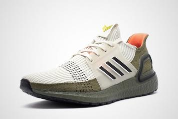 Adidas UltraBoost 2019 Gets A Military Makeover With Olive Boost: Details