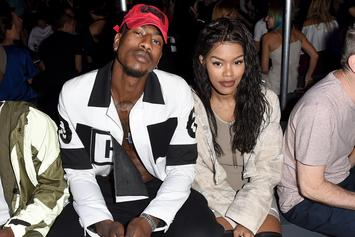 Iman Shumpert Scored A+ When Teyana Taylor Tested Him On GQ's Couple Questions
