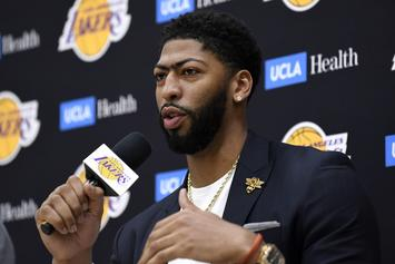 "Anthony Davis Is ""Planting Seeds"" To Play For Chicago Bulls, Says Jalen Rose"