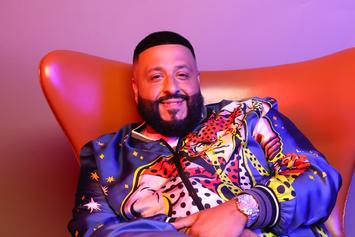 "DJ Khaled Is Apple Music's First ""Artist In Residence"""