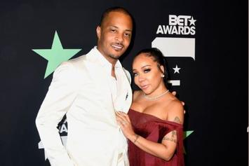 Tiny Says Women Who Criticize Her For Taking T.I. Back Are Probably Miserable