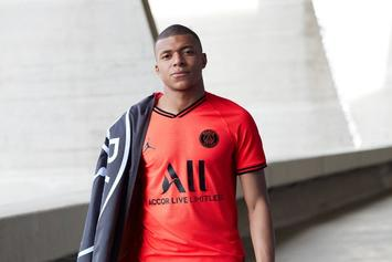 Jordan Brand Reveals Infrared Paris Saint-Germain Kit For 2019-20 Season