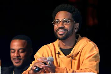 "Big Sean Wants A Wife, Explains To Fan That He Didn't ""Fumble"" With Jhené Aiko"