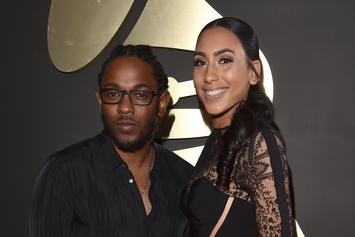 Kendrick Lamar's Fiancée Reportedly Gives Birth To Their First Child