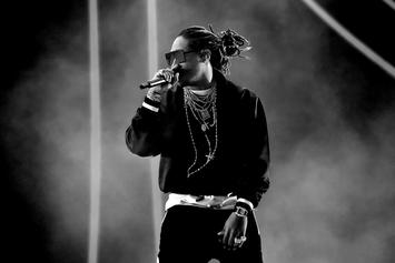 Future's Bodyguard Reportedly Won't Press Charges Over Sucker-Punch