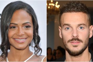 Christina Milian Is Pregnant With Baby #2, First With Boyfriend Matt Pokora