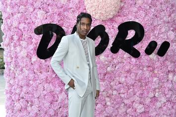 A$AP Rocky Pleads Not Guilty In Assault Trial With His Mother In Court