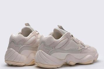 """Adidas Yeezy 500 """"Bone White"""" Coming Soon: Detailed Images"""