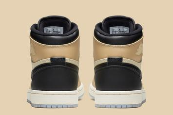"Air Jordan 1 High ""Mushroom"" Drops This Week: Official Images"