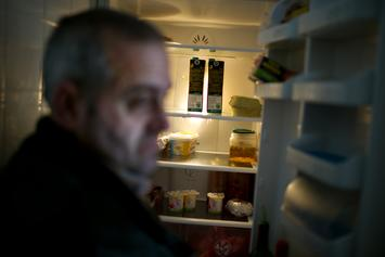 Man Horrified After Finding Mummified Baby In Dead Mom's Freezer