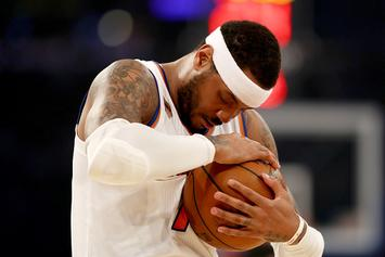 Carmelo Rumors: Knicks Had Interest If They Signed Big Free Agents