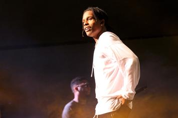 A$AP Rocky Will Not Take The Stand In His Trial: Report