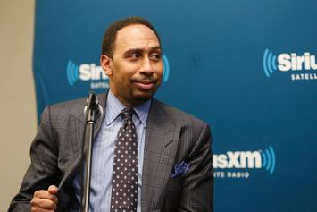 "Stephen A. Smith Predicts LeBron James Will Be A ""Monster"" Next Season"