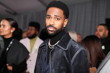 Big Sean Debuts New Look With A Glorious Afro