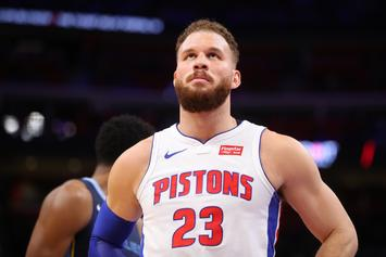 """Blake Griffin Felt Lack Of """"Respect"""" From The Clippers During Trade"""