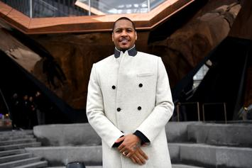 Carmelo Anthony's Trainer Doubles Down On Recent NBA Comments