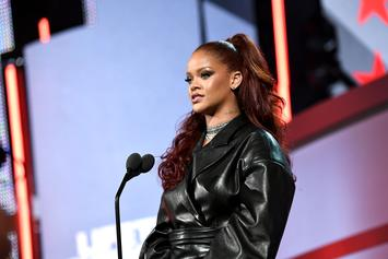 Rihanna Puts President Donald Trump On Blast For Mass Shooting Tweet