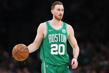 Gordon Hayward's First Signature Sneaker Revealed: Anta GH1