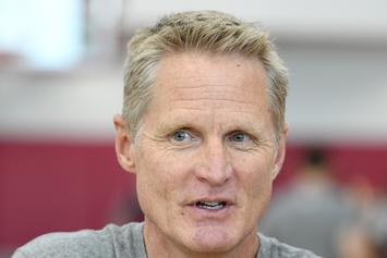Steve Kerr Worried Warriors Could Be Victims Of Mass Shooting