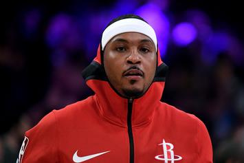 Carmelo Anthony's Request To Join Team USA Declined: Report