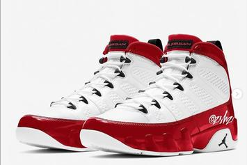 "Air Jordan 9 ""Gym Red"" Releasing This Fall: First Look"