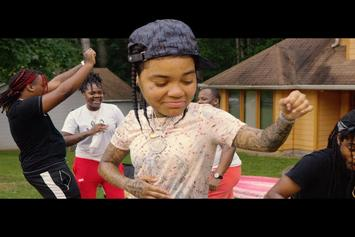 "Young M.A. Does Everything ""Big"" In New Music Video"