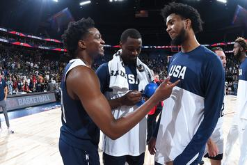Team USA Promotes Bagley & White, Cuts Adebayo & Young From World Cup Roster