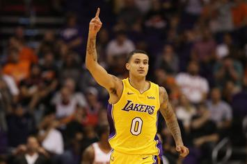"Kyle Kuzma Believes He Is ""Capable"" Of Being The Lakers' Third Star"
