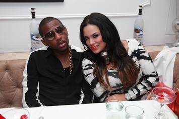 """Fabolous & Emily B Spend """"Date Night"""" With Strippers After Rumoured Break Up"""