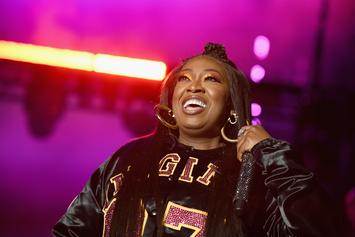 Missy Elliott To Receive MTV's Vanguard Award At Upcoming VMAs