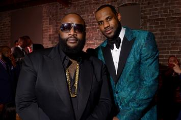 "LeBron James Showers Rick Ross With High Praise For ""Port Of Miami 2"""