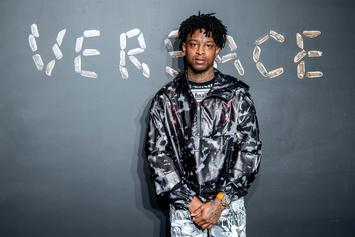 "21 Savage May Just Have To Drop His New Single ""Immortal"""