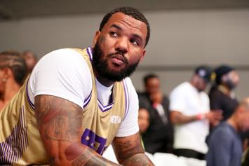 """The Game Announces October Release For """"Born To Rap"""""""