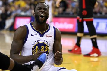 """Draymond Green Comments On NCAA's """"Rich Paul Rule"""" Decision: Watch"""