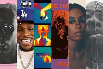 Our Favorite Albums Of The Year...So Far