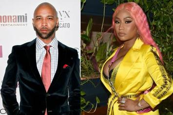 "Joe Budden Defends Himself Against ""False Narrative"" That He Tears Down Women"