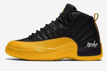 "Air Jordan 12 ""University Gold"" Rumored To Drop In 2020: Details"