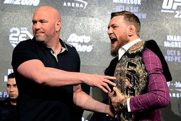 Dana White Reacts To Conor McGregor Punching Elderly Man